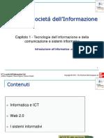 SLIDES 1 - Introduzione Informatica- Concetti Di Base