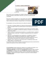 La Cadena de Suministro - InTERMEDIARIOS