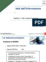 SLIDES 5 - Le Reti Di Comunicazione, Il Web Ed i Motori Di Ricercappt