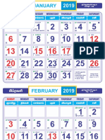 2019 Calendar (1)