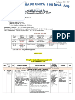 Planif. Pe Unit. de Inv. Cl. 3 Valinico