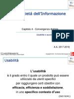 SLIDES 10 - Usabilità e accessibilità