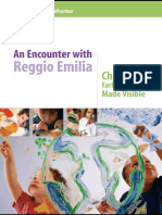 - An Encounter with Reggio Emilia_ Children's Early Learning Made Visible (, Routledge).pdf