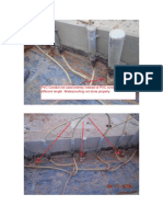 Root Cause of Water Ingress Inside Tunnel of Pp12 and Pp13 Circuits