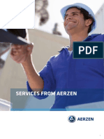 SERVICES FROM AERZEN