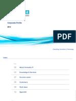 Corporate Marketing 2013 ConsultiaIT