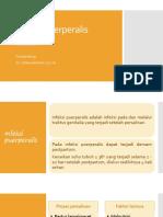 Infeksi Puerpuralis By