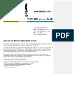 Memoria Aptaeex 2017-2018