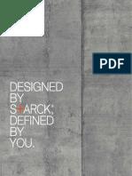 Gorenje by Starck Sales Brochure
