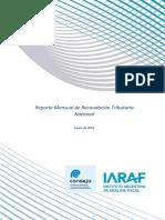 Informe fiscal. Enero 2019, IDESA o Algo Asi