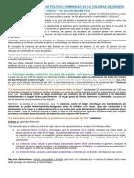 TEM 7. Concepto y líneas político criminales en la violencia de género  .docx