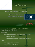 derecho bancario argentino - lavado de dinero - ppt apoyo de clase