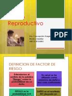 Riesgo Reproductivo2 DRA CONY.ppt