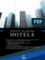 Hotels for Sales Proposal - Doha, Qatar | Property Expo