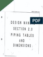 Piping Design Manual training Guide