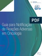 Guia Para Notificação de Reações Adversas Em Oncologia