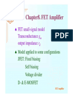 JFet Amplifier