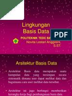 Jenis Database