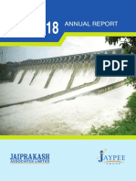 Annual Report for the Year 2017-18