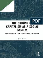 Milios. The Origin of Capitalism