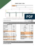 Puente Vigas y Losa L=25.20 mREV1