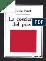 Joszef -Coscienza Del Poeta