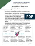 Inteligencias Múltiples - UEPC