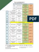 Plan Calendario 2017-2