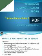 Referensi_2_TOD TM-6 (SBB M. Bensin)