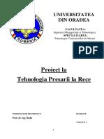 Proiect TPR
