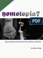 Kemp Homotopia eBook