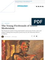The Young Firebrands of Indian Modernism
