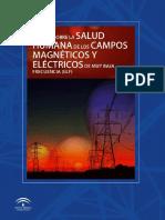 Efectos sobre la salud humana de los campos magnéticos y eléctricos de muy baja frecuencia (ELF).pdf