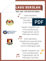 Lagu Sekolah Sk Tun Dr Ismail Sabak Bernam