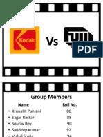 Final Kodak vs Fuji