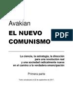 Ba El Comunismo Nuevo i