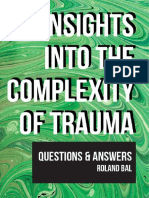 1. Questions Answers Insights Into the Complexity of Trauma
