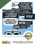Affiche Passe Le Volant