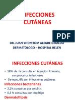 Infecciones Cutáneas