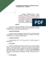Defesa Processo Ad Marcos Vinicius Schorn