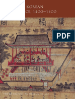 Art of the Korean Renaissance 1400 1600