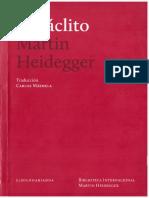 Heidegger - Carta Sobre El Humanismo