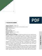 Lopes, Maria Antónia.pobres e Mecanismos de Protecção Social
