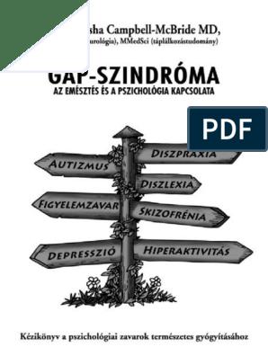a bél diszbiózisa peritoneális rákot okoz