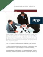 Arbitraje en Las Contrataciones Del Estado ---- OSCE