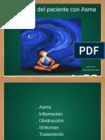 Educación Paciente con Asma. Febrero 2015