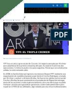 Info Ypf El Triple Crimen