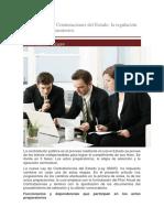 La Nueva Ley de Contrataciones Del Estado --- ACTOS PREPARATORIOS OSCE PERU 2018