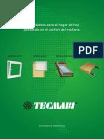PVC Catalogo TECMABI