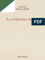 La Civilisation Du Rire